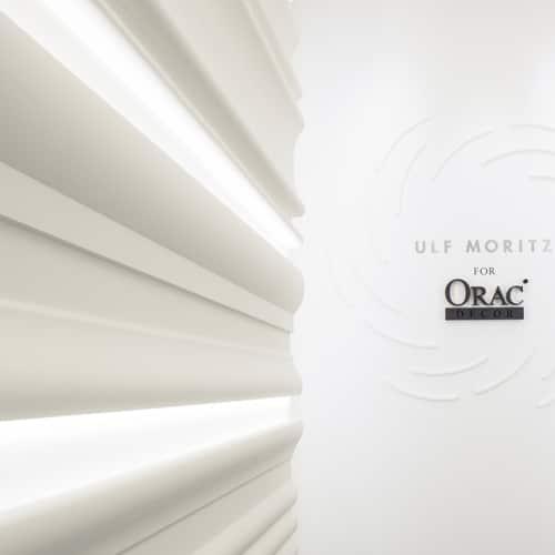 Корниз за скрито осветление C372-Fluxus