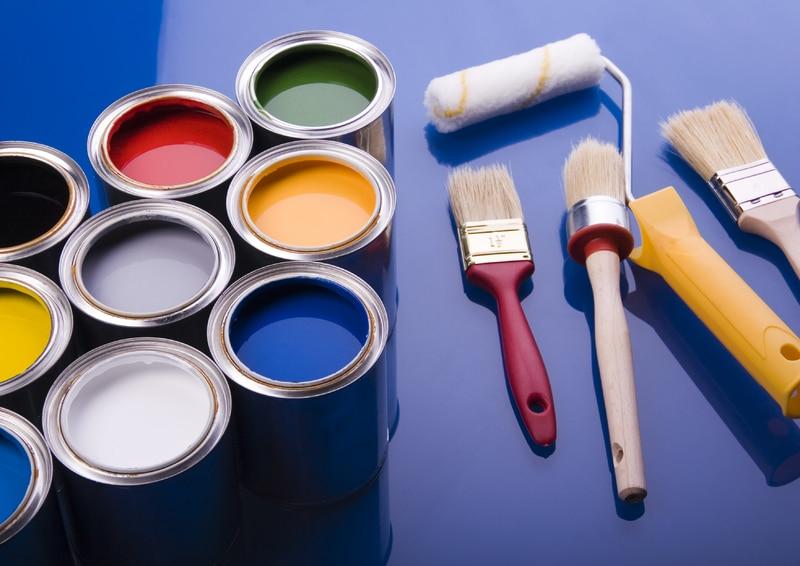 Боядисване на первази
