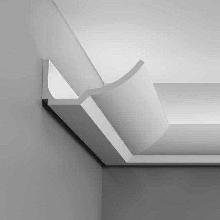 Корниз за скрито осветление C351