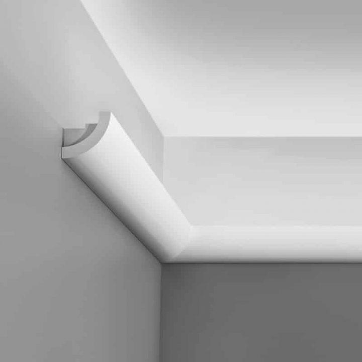 Корниз за скрито осветление C362