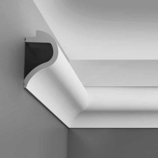 Корниз за скрито осветление C364