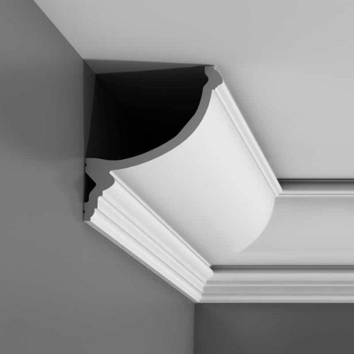 Корниз за скрито осветление C900