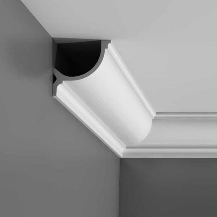 Корниз за скрито осветление C902