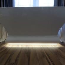 Скрито осветление в баня C371 Orac Decor 2