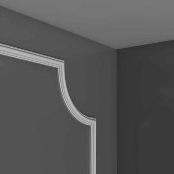 Ъгъл за профил за стена PX103A