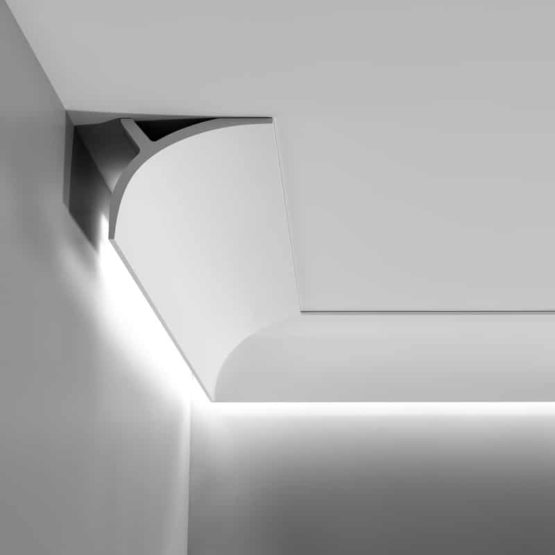Корниз за скрито осветление C991