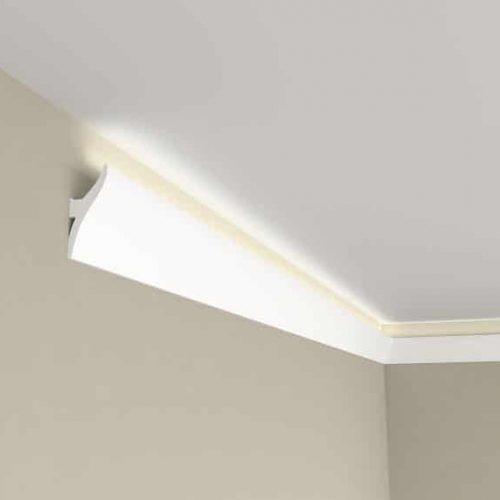 Корниз за скрито осветление QL010