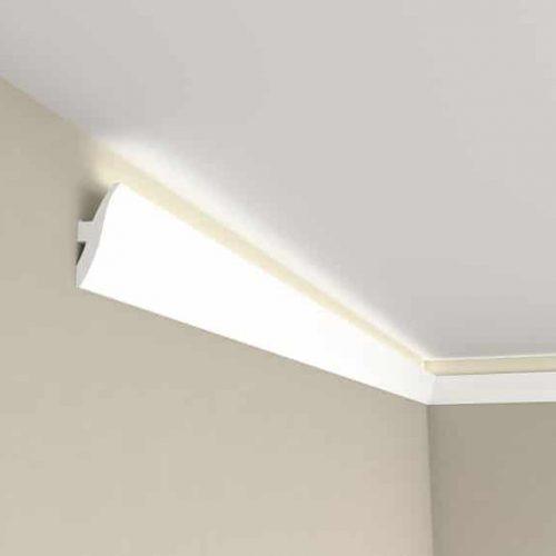 Корниз за скрито осветление QL009