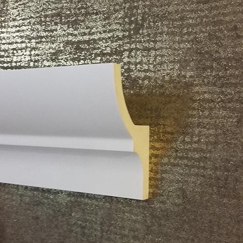 Корниз за скрито осветление KF701 интериор 2