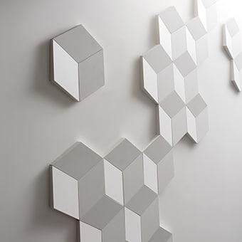3D стенни панели W100_интериор