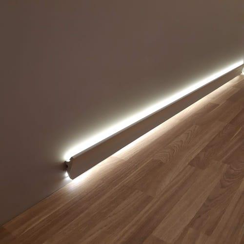 Первази за скрито осветление QL014 4
