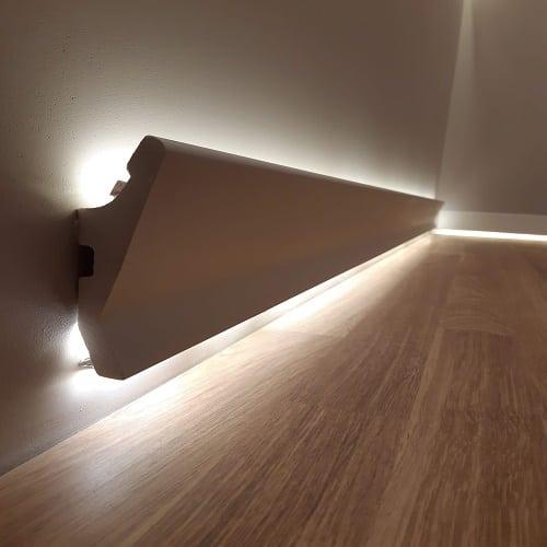 Первази за скрито осветление QL014 7