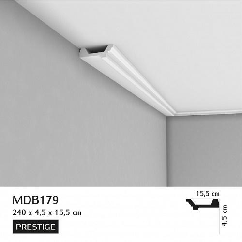 Корниз полиуретан MDB179
