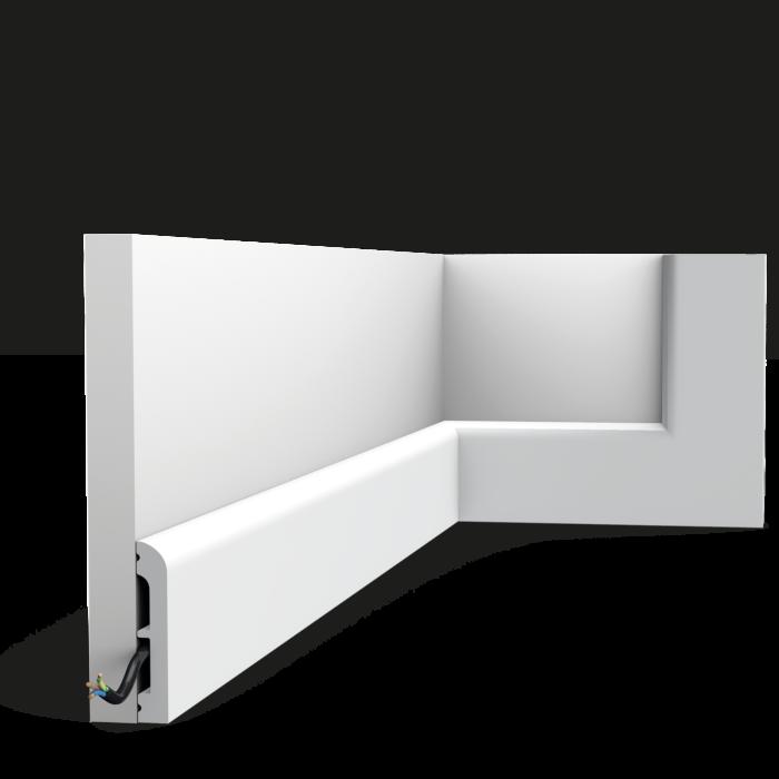 Бели боядисани первази SX183RAL9003
