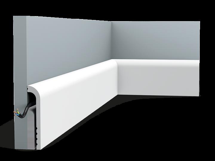 Первази за скриване на цокъл SX185